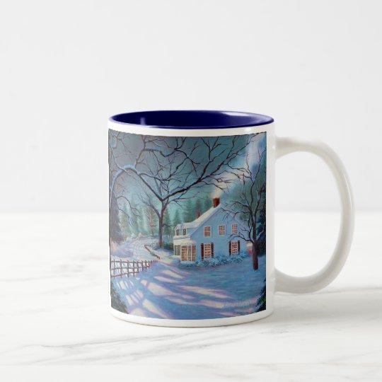 JH Collection.1 Winter Scene Mug