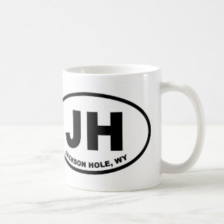 JH Jackson Hole Wyoming Coffee Mug