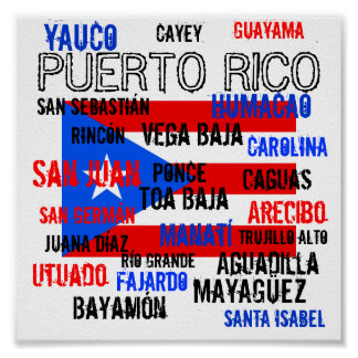 jhg, PUERTO RICO, San Juan, Bayamón, Toa Baja, ... Print