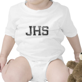 JHS High School - Vintage Distressed T Shirt