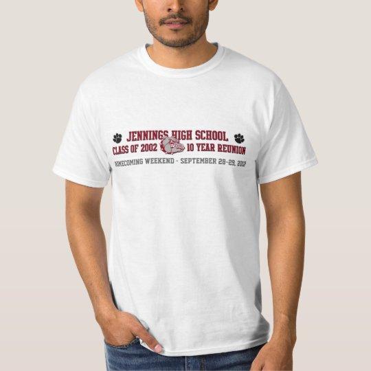 JHS Reunion Shirt