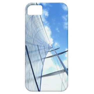 Jib Sail and Mast Picture Case For The iPhone 5