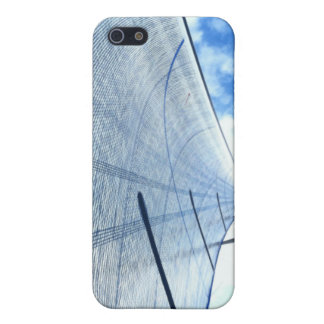 Jib Sail and Mast Picture iPhone 5 Cover