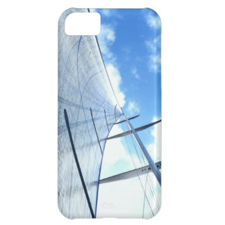 Jib Sail and Mast Picture iPhone 5C Case