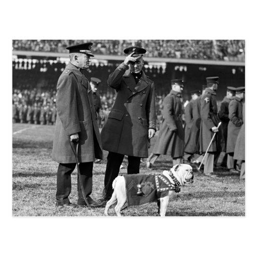 Jiggs Knows Football: 1923 Postcards