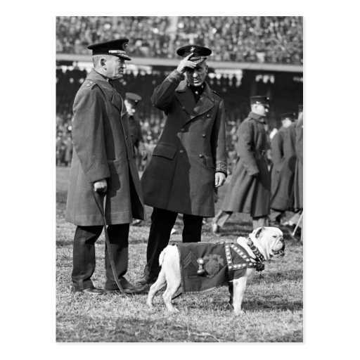 Jiggs Knows Football: 1923 Postcard