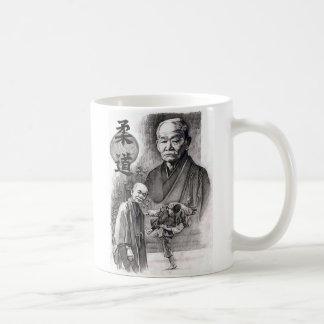 jigoro-kano coffee mug