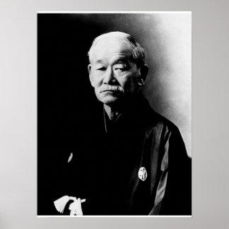 Jigoro Kano Poster