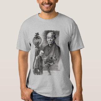 jigoro-kano t shirts