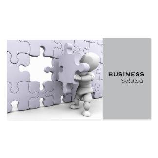 Jigsaw Business Card