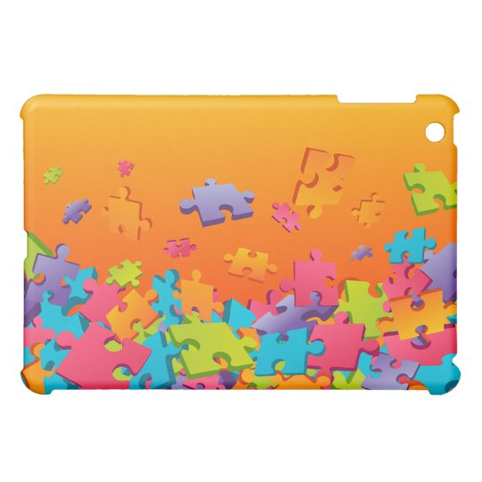 Jigsaw Case For The iPad Mini