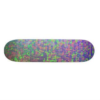 Jigsaw Chaos Abstract Skateboard Decks