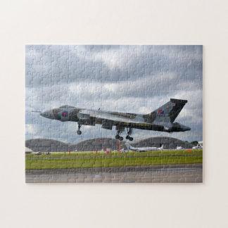 Jigsaw Puzzle - Avro Vulcan XH558
