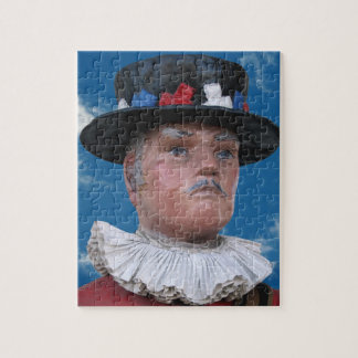 Jigsaw Puzzle Beefeater
