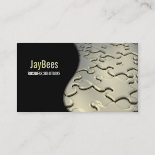 Jigsaw business cards zazzle uk jigsaw puzzle business card colourmoves