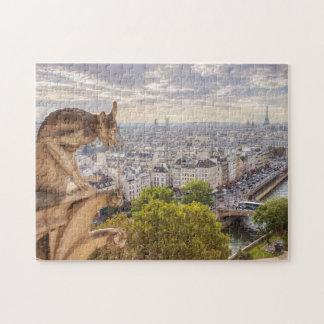 Jigsaw Puzzle | Eiffel Tower View | Paris