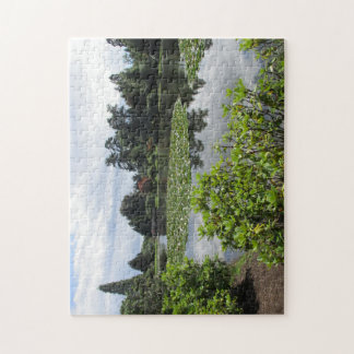 Jigsaw Puzzle Of Lake Scene (252 Pieces)