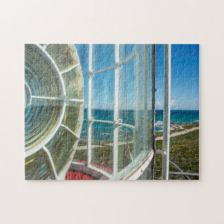 Jigsaw Puzzle of Light of Lighthouse