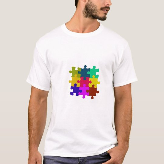 Jigsaw Puzzle T-Shirt