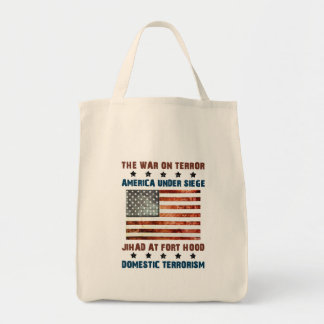 Jihad At Fort Hood Canvas Bag