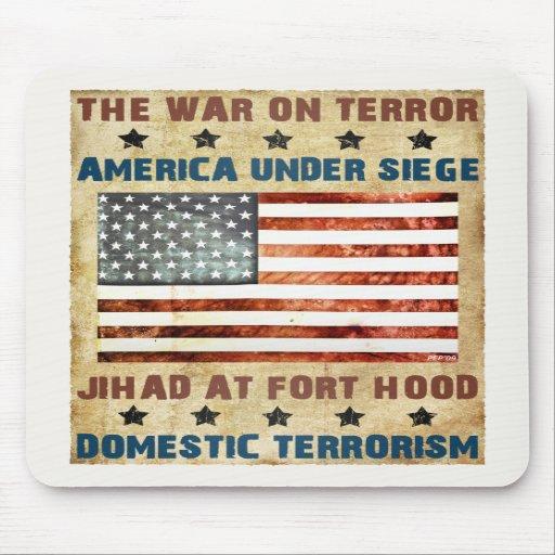 Jihad At Fort Hood Mousepad