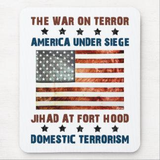 Jihad At Fort Hood Mouse Pad