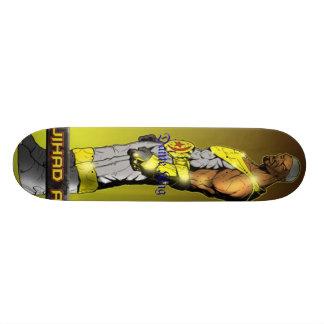 jihadad-tall Dante King Skateboard Deck