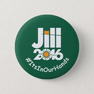 Jill2016 6 Cm Round Badge