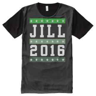 JILL 2016 -- - Jill Stein 2016 - All-Over Print T-Shirt