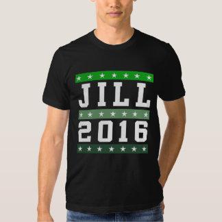 JILL 2016 -- - Jill Stein 2016 - Tees