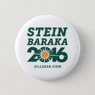 Jill Stein-Ajamu Baraka 2016 Button