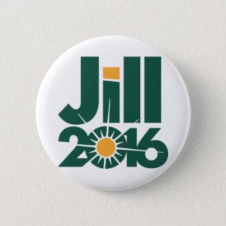 Jill Stein Campaign Logo 6 Cm Round Badge
