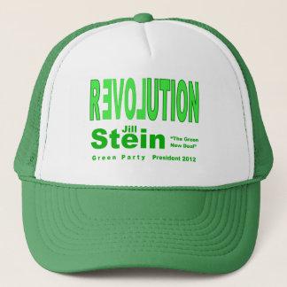 Jill Stein for President 2012 Green Party Trucker Hat