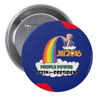 Jill Stein for President 2016 7.5 Cm Round Badge