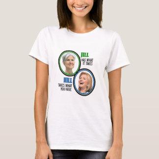 Jill Vs. Hill T-Shirt