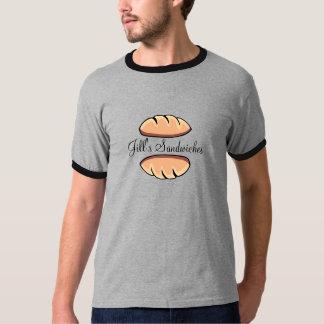 Jill's Sandwiches T-shirt
