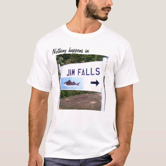 Jim Falls, WI T-Shirt