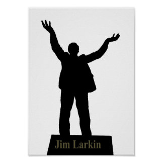 Jim Larkin poster