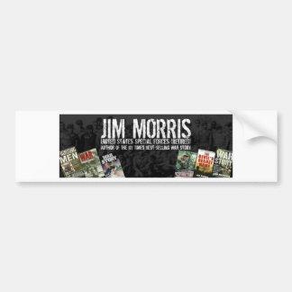 Jim Morris Books Bumper Stickers