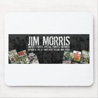 Jim Morris Books Mousepad