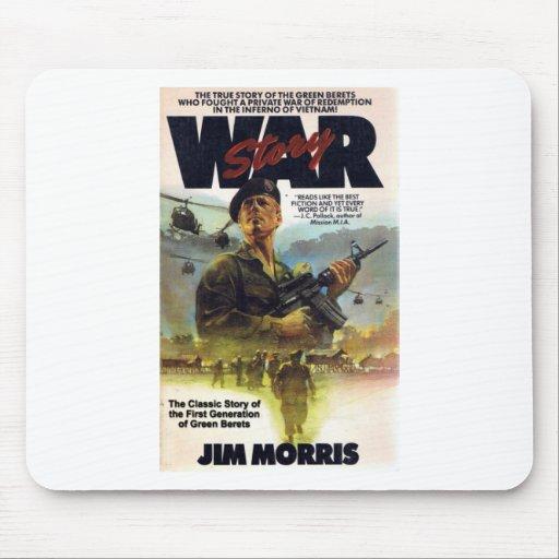Jim Morris' Classic Vietnam WAR STORY Mouse Pads
