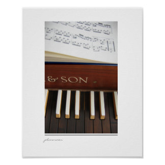 Jim s Harpsichord poster