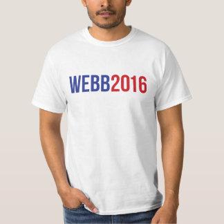 Jim Webb 2016 T-Shirt