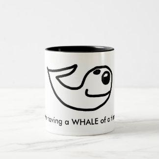 Jim: Whale Time Mug