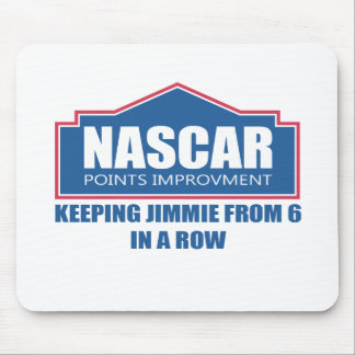 Jimmie's Downfall Mouse Pad
