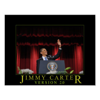 Jimmy Carter 2.0 Poster