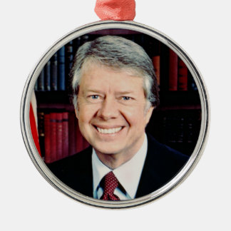 Jimmy Carter 39th US President Christmas Ornament