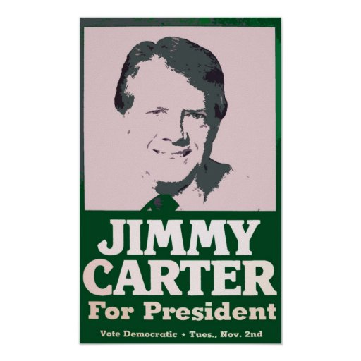 Jimmy Carter Posters