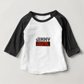 Jimmy Digital Baby T-Shirt