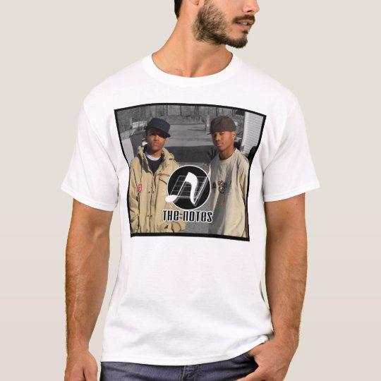Jimmy + Doug = The Notes T-Shirt